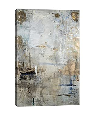 Julian Spencer Gallery Asking For White Wrapped Canvas Print