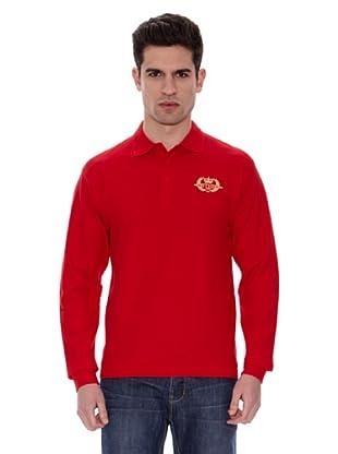 TH Polo Laurel Corona Fox (Rojo)