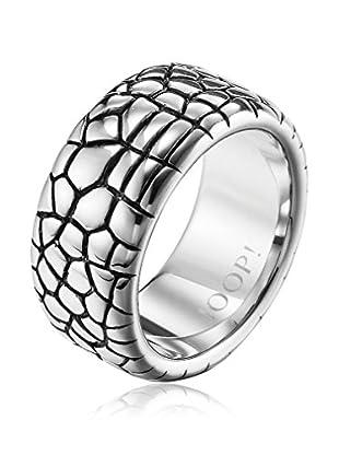 Joop Anillo Joop Steel Texture