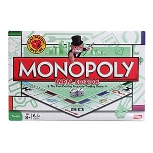 Funskool Monopoly India Edition