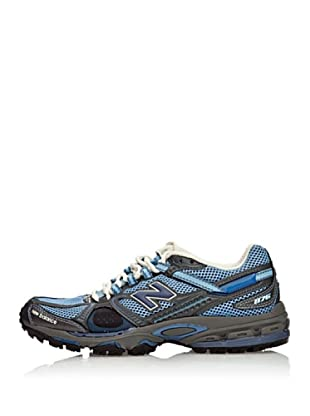 New Balance Zapatillas Performance Trail WT876BL (Azul / Gris)