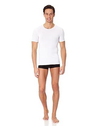 Jolidon Camiseta manga corta Hombre basic (blanco)