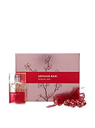 Armand Basi Eau de Toilette Damen 2 tlg. Set Sensual Red, Preis/100 ml: 57.9 EUR