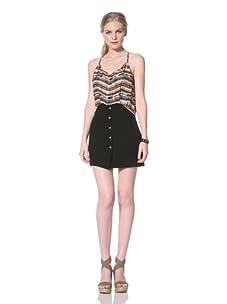 Dolce Vita Women's Neyla Racerback Dress (desert print)