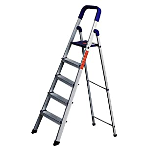 Cipla Plast Folding Ladder with 5 Steps