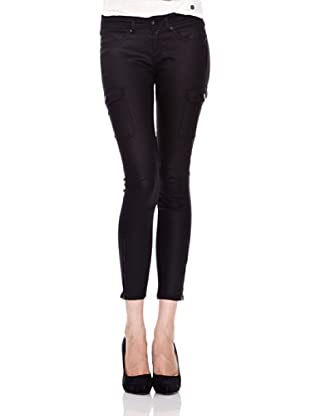 Pepe Jeans London Pantalón Vaquero Amazon (Negro)