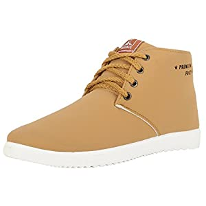 Globalite Laced Casual Shoes for Men