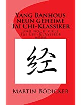 Yang Banhous neun geheime Tai Chi-Klassiker