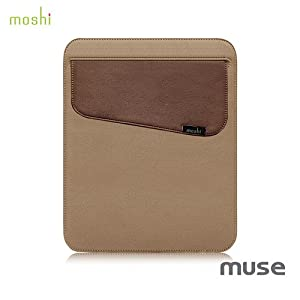 moshi muse for iPad Sahara beige
