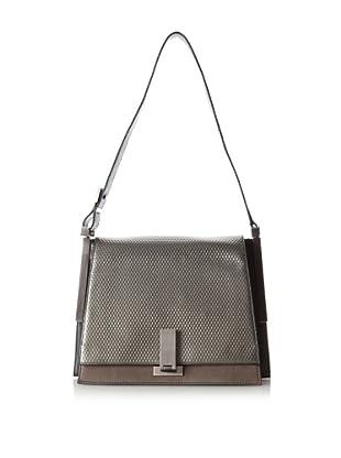 Zac Zac Posen Women's Loren Flap Shoulder Bag (Midnight)