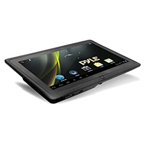 Pyle Astro PTBL72BC Android 7-Inch Bluetooth Digital Touch-Screen 3D Graphics Wi-Fi Tablet