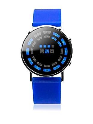 Reloj Led Ender Azul