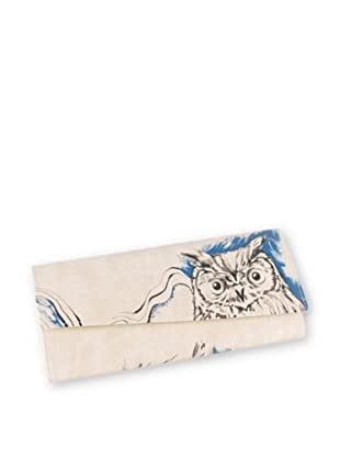 Dogo Clutch Mysterious Owl (Creme)