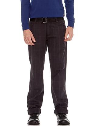 Timeout Pantalón Cuadros (gris)