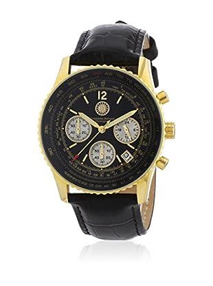 Constantin Durmont Reloj de cuarzo Unisex CD-AIRC-QZ-LT-GDGD-BK  40 mm