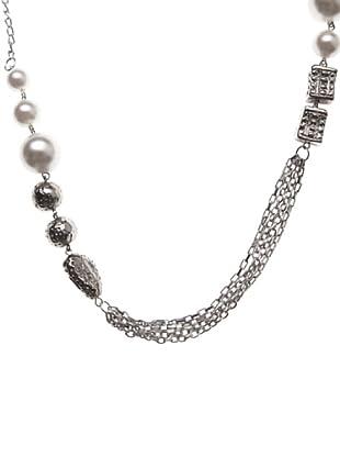 Sigris Collar Rectángulos (nácar)