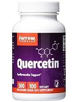 Jarrow Formulas Quercetin 500mg, 100 Capsules