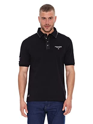 Astounded Polo Nueva Jersey (Negro)