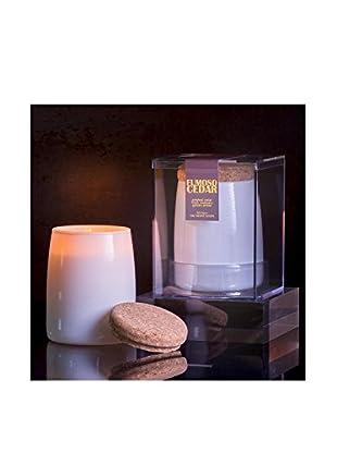 Aesthetic Content Set of 2 Fumoso Cedar 9.5-Oz. Candles