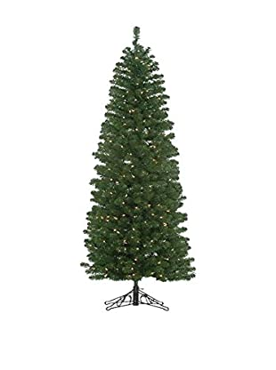 Kurt Adler 5' Pre-Lit Winchester Pine Pencil Tree