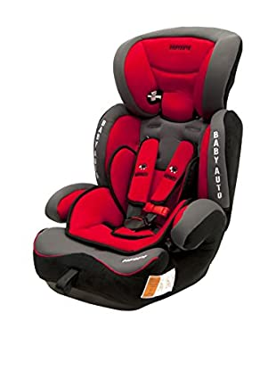 Babyauto Kinderautositz Konar Gruppe 1-2-3 rot