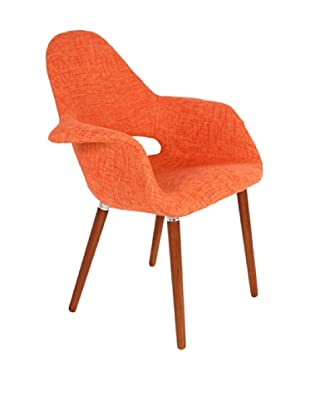 Control Brand The Organic Chair, Orange