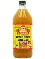 Bragg Organic Unfiltered Apple Cider Vinegar