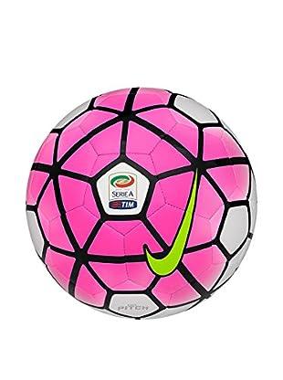 Nike Balón de Fútbol Pitch - Serie A Fucsia / Blanco / Amarillo 5