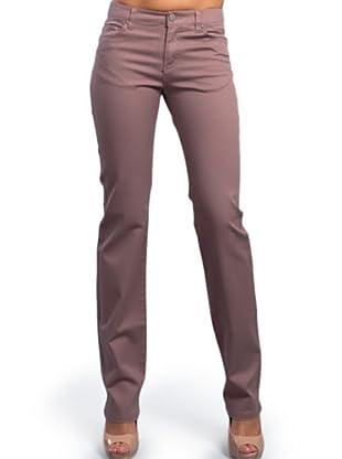 Cortefiel Pantalón Básico (Malva)