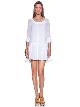 Bolero Ibiza Vestido Amar (Blanco)