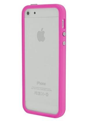 Blautel iPhone 5 Bumper Con Botones Tpu Rosa