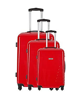PASCAL MORABITO Set 3 Trolley Rigido Barnesite