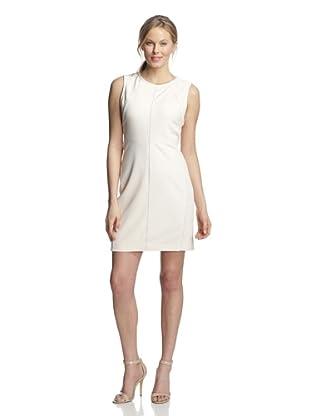 Julia Jordan Women's Sleeveless Sheath Dress (Off-White)