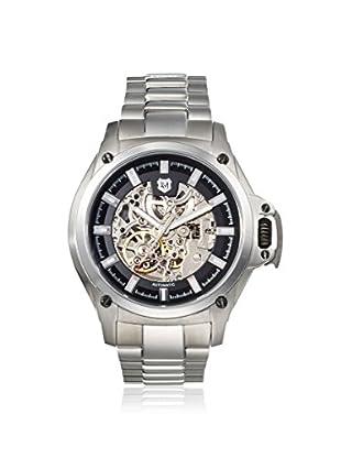 Andrew Marc Men's A21606TP AM Gentleman Black Stainless Steel Watch