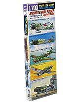Tamiya Models Japanese Naval Aircraft Model Kit