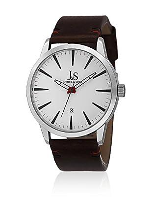 Joshua & Sons Uhr mit schweizer Quarzuhrwerk Man  41.5 mm