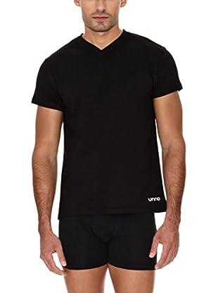 Unno Camiseta Manga Corta Transpirable