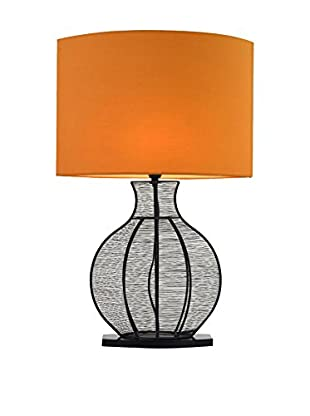 Jeffan Ficaro Table Lamp, Black