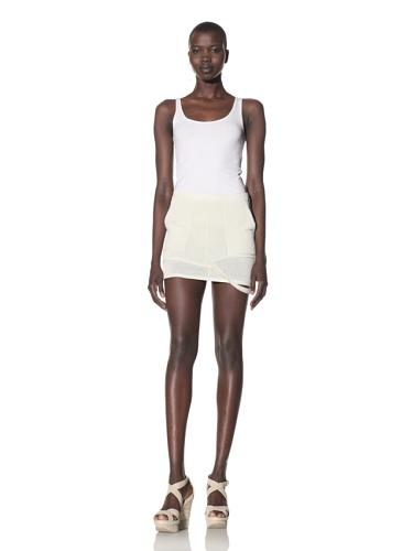 Kimberly Ovitz Women's Emir Skirt (Pale Moss)