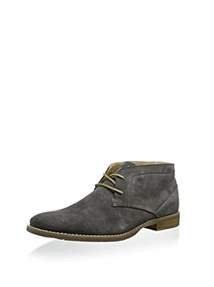 Calvin Klein Men's Wilson Boot (Charcoal Suede)