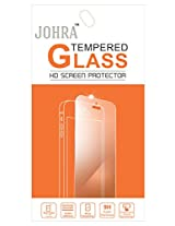 Johra Tempered Glass Screen Scratch Guard Protector For Motorola Moto G2 4G