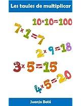 Les taules de multiplicar
