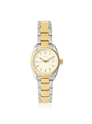 ESQ by Movado Women's 7101354 Sport Classic Two-Tone-Stainless Steel Watch