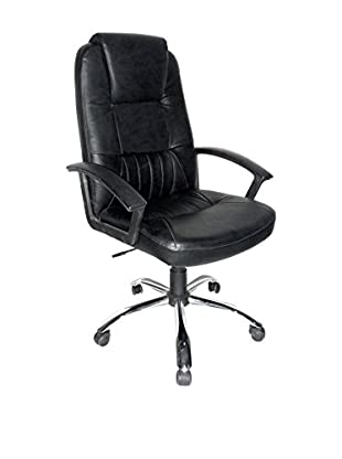 Global Trade Silla De Oficina Toledo Negro