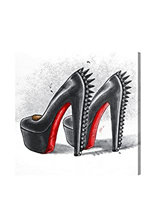 Oliver Gal Spikes Canvas Art