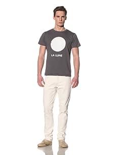 Eubiq Men's La Lune Tee (Dark Grey)