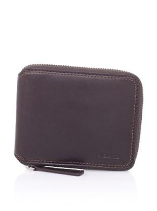 Hlaska Men's Zerge Wallet (Chocolate)