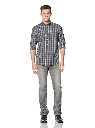 Cutter and Buck Men's Inside Passage Plaid Shirt (Multi)