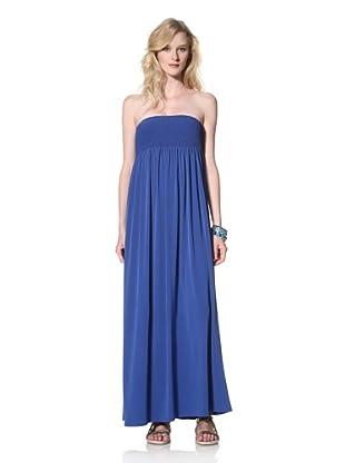 Susana Monaco Women's Tube Maxi Dress (Sapphire)