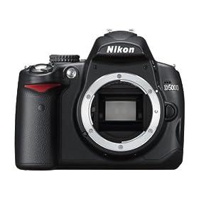 Nikon デジタル一眼レフカメラ D5000 ボディ D5000 ニコン